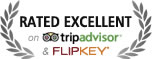 Rated Excellent by Flipkey